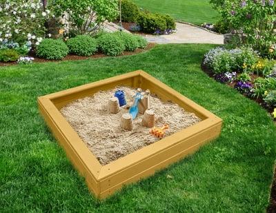 Советы по выбору детской песочницы