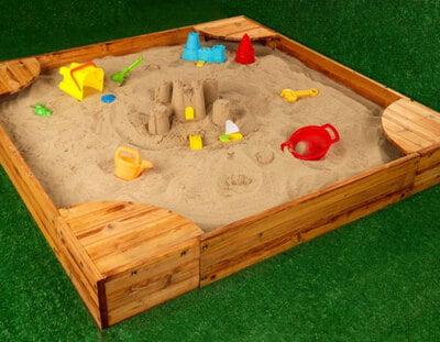 Где купить детскую песочницу?