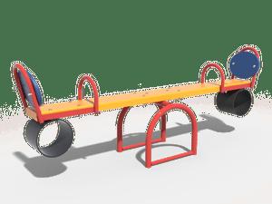 Качалка-балансир детской игровой площадки 001