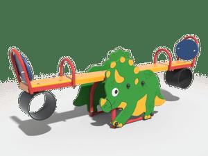 Качалка-балансир детской игровой площадки 010