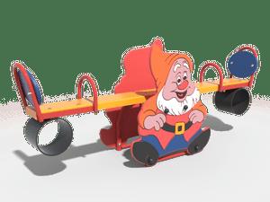 Качалка-балансир детской игровой площадки 011