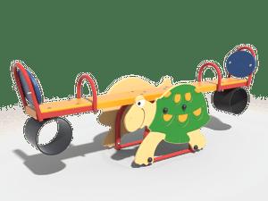 Качалка-балансир детской игровой площадки 012