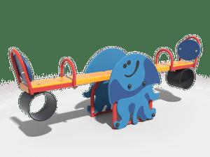 Качалка-балансир детской игровой площадки 014