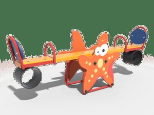 Качалка-балансир детской игровой площадки 015