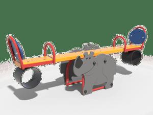 Качалка-балансир детской игровой площадки 016