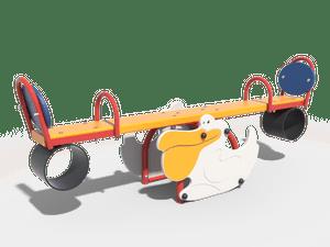 Качалка-балансир детской игровой площадки 017