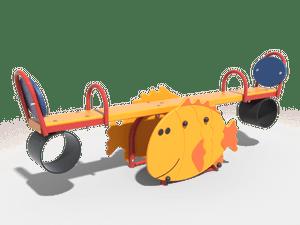 Качалка-балансир детской игровой площадки 018