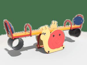 Качалка-балансир детской игровой площадки 019