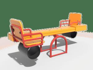 Качалка-балансир детской игровой площадки 020