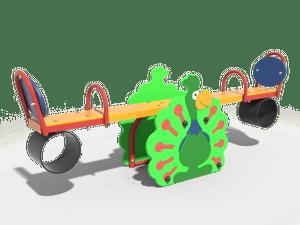 Качалка-балансир детской игровой площадки 003