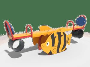 Качалка-балансир детской игровой площадки 004