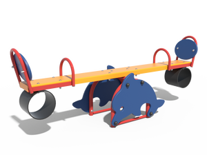 Качалка-балансир детской игровой площадки 006