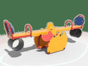 Качалка-балансир детской игровой площадки 008