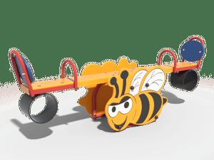 Качалка-балансир детской игровой площадки 009