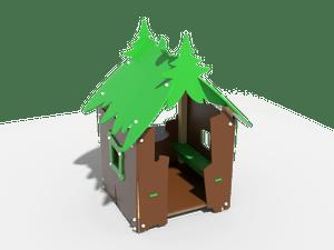 Детский игровой домик 01