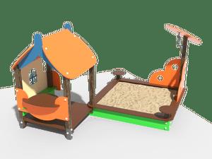Детский игровой домик 029