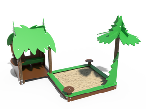 Детский игровой домик 022
