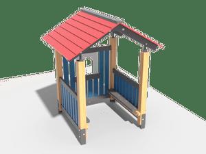 Детский игровой домик 005
