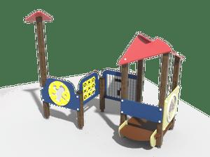 Детский игровой домик 025