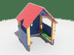 Детский игровой домик 010