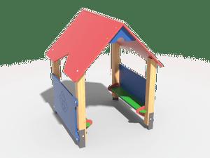 Детский игровой домик 011