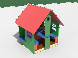 Детский игровой домик 012