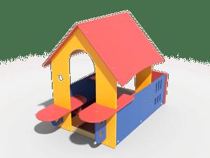 Детский игровой домик 014