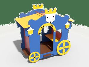 Детский игровой домик 015