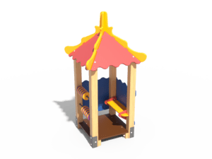 Детский игровой домик 017