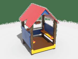Детский игровой домик 018