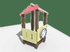 Детский игровой домик 003