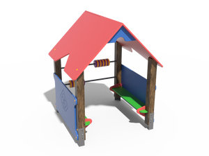 Детский игровой домик 019
