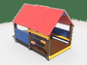 Детский игровой домик 021