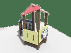 Детский игровой домик 023