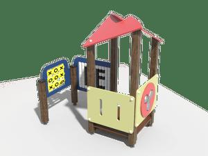 Детский игровой домик 024