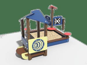 Детский игровой домик 026