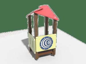 Детский игровой домик 02