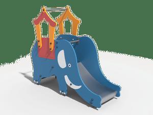 Горка детской игровой площадки 012
