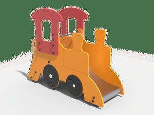 Горка детской игровой площадки 017