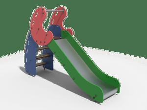 Горка детской игровой площадки 002