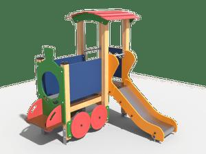 Горка детской игровой площадки 021