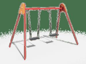 Качели детской игровой площадки 028