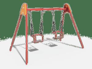 Качели детской игровой площадки 030
