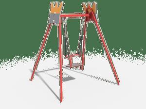 Качели детской игровой площадки 031