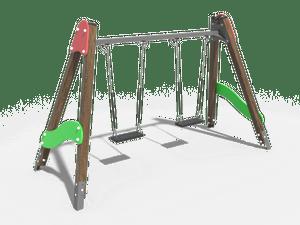 Качели детской игровой площадки 005