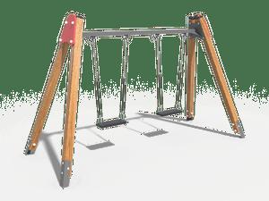 Качели детской игровой площадки 008