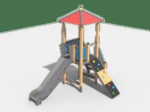 Детский игровой комплекс Киндик
