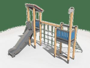 Детский игровой комплекс Киндик 07