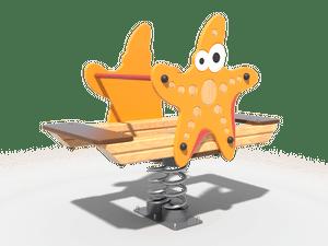 Качалка детской игровой площадки Морская звезда