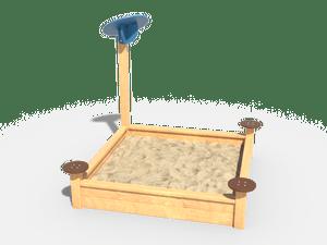 Детская игровая песочница 001